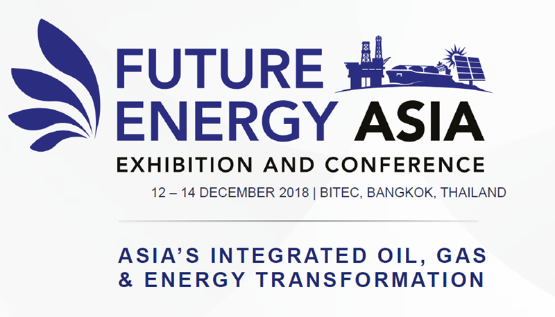 2018.11.16 Thailand Exhibition Future Energy Asia 2018