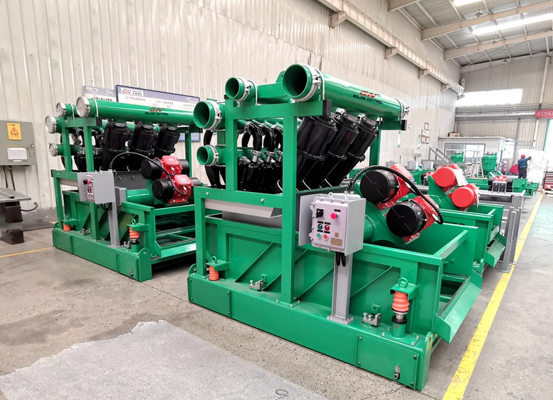 2020.03.06 Drilling Mud Cleaner
