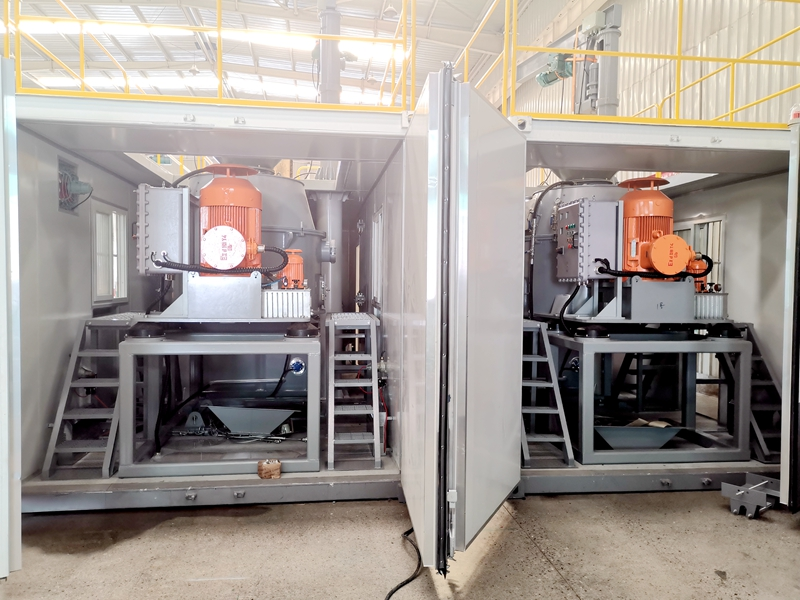 2020.07.25 Vertical Cuttings Dryer