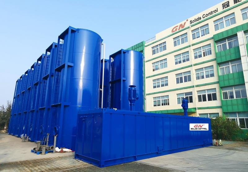 2020.09.29 Liquid Mud Plant