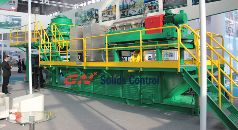 drilling cuttings management system