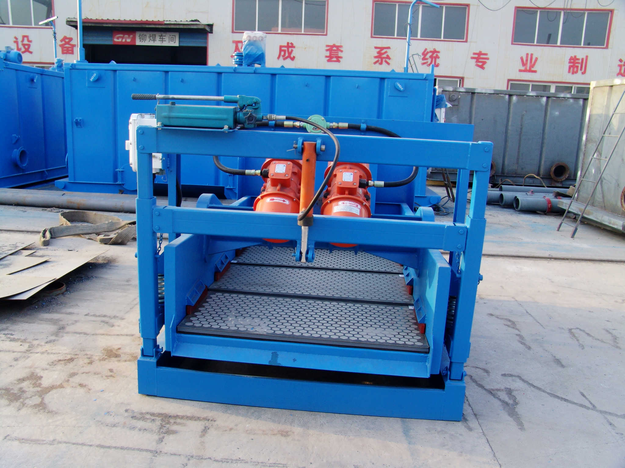 shale shaker gn solids control