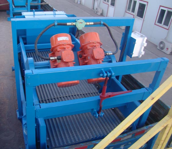GNZS 83-3 shale shaker to Indonesia