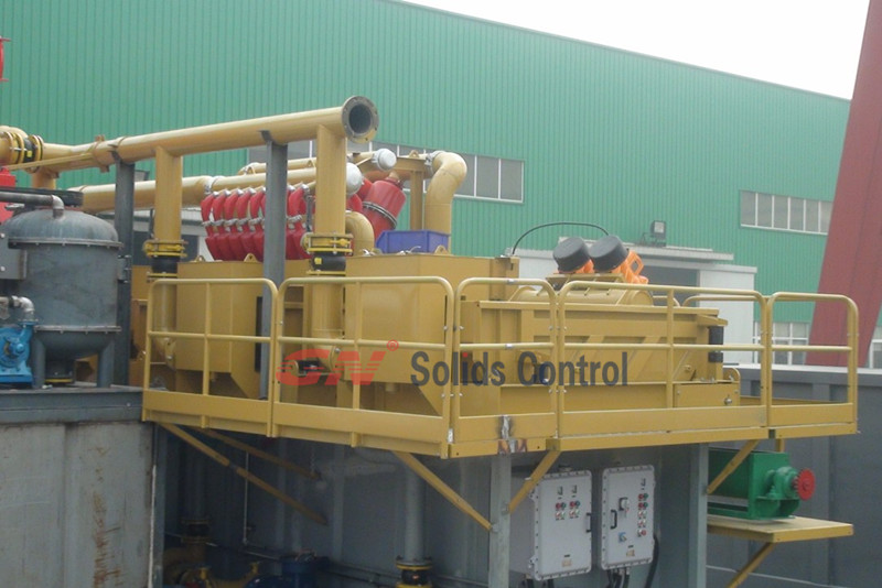 offshore drilling solids control equipment