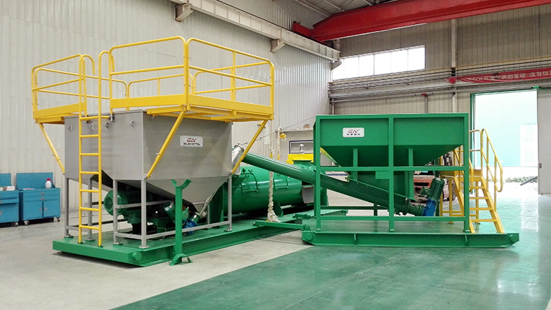 gn solidification unit