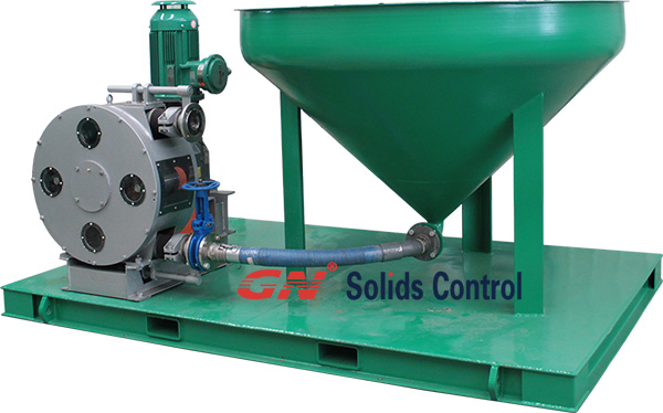 Cuttings Transfer Unit