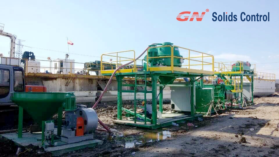 Modular Drilling Waste Management